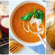 Dish, Food, Cuisine, Ingredient, Comfort food, Produce, Recipe, Baked goods, Empanada,