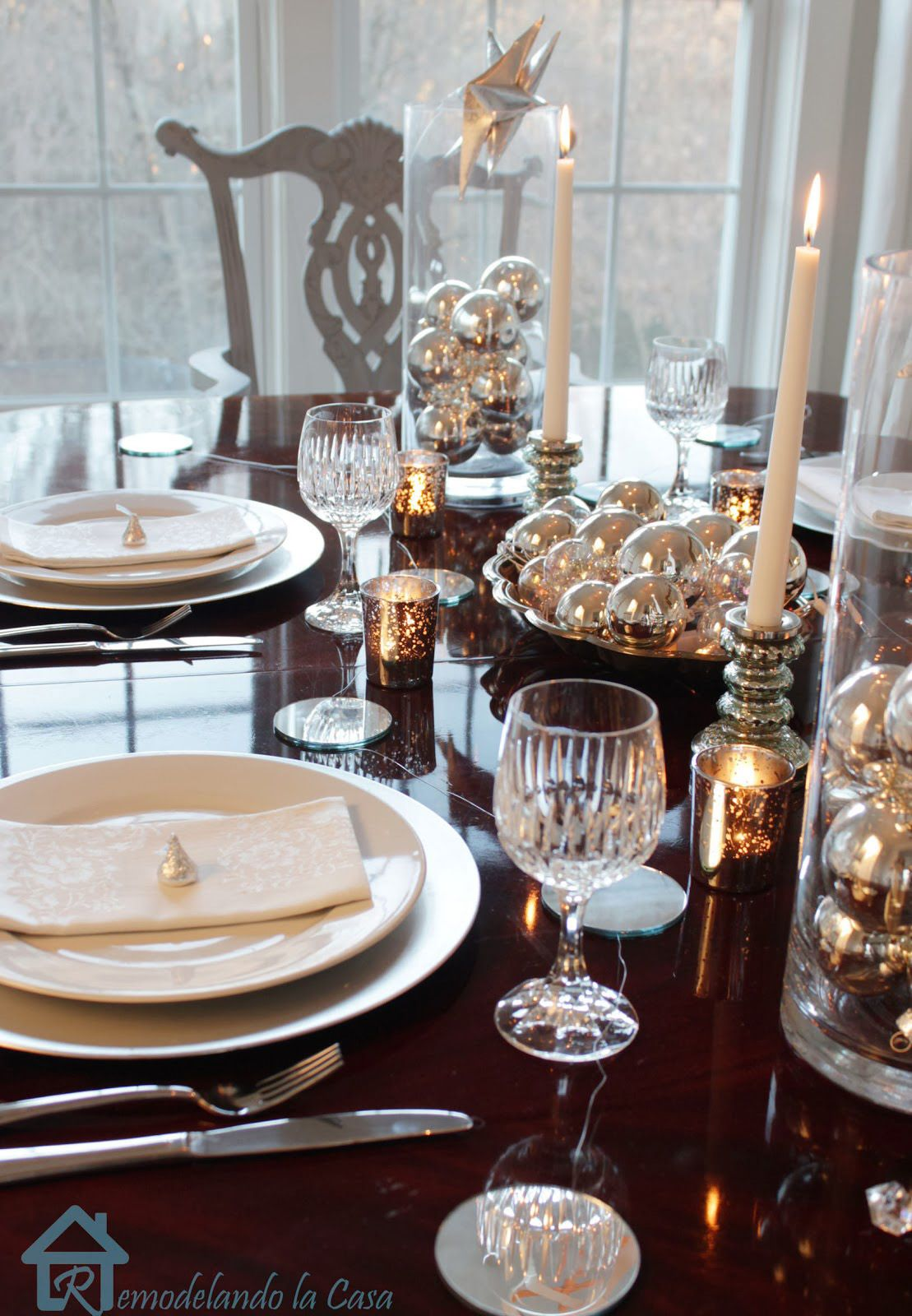 New Years Eve Table Decorations Festive New Year S Dinner Party Decor