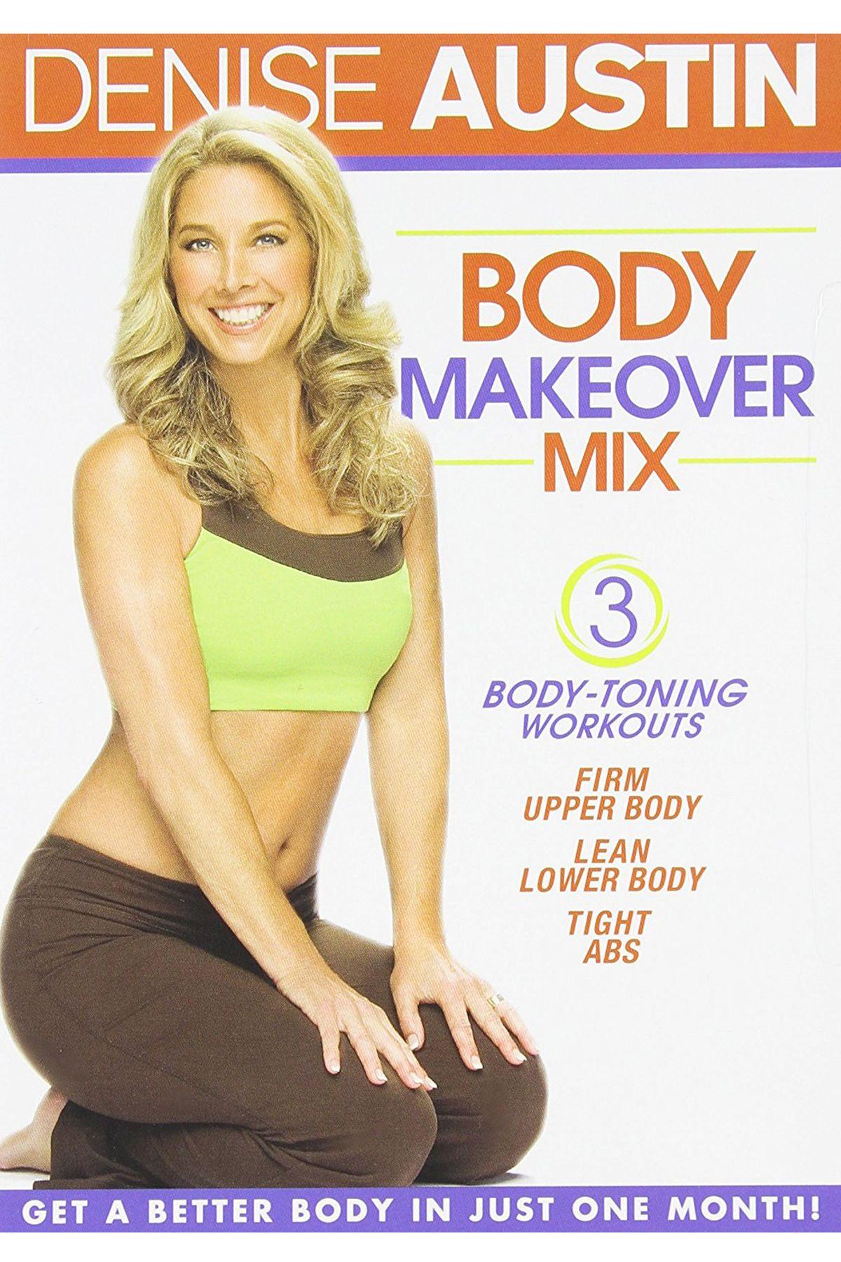 denise austin body makeover mix