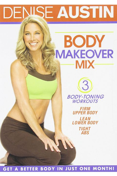 denise austin body makeover mix