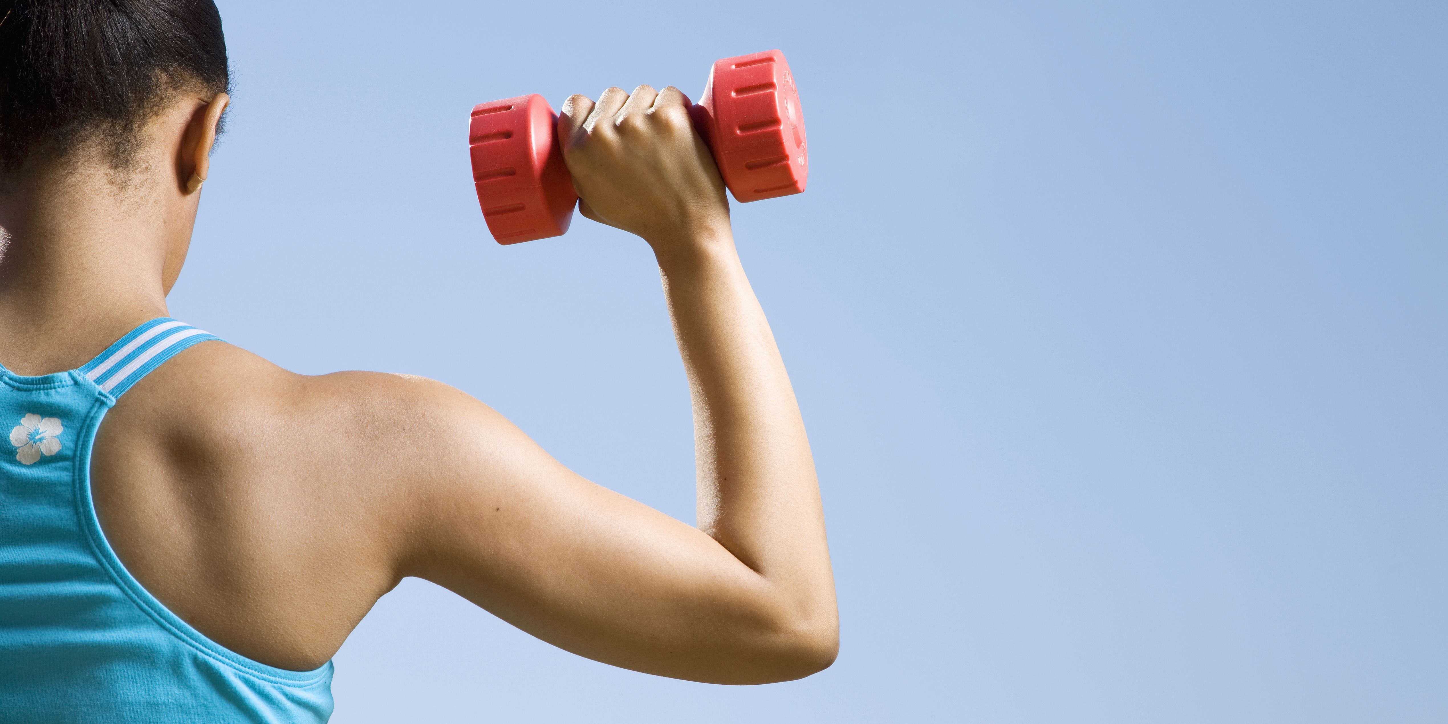Watch 4 Moves To Tone Your Arms—Fast video