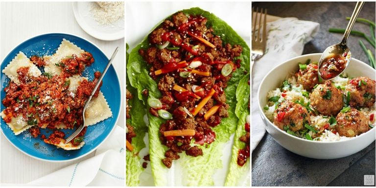 22 easy ground pork recipes what to make with ground pork is there anything ground pork cant do with juicy meatballs flavor filled burgers and the best asian inspired dishes youve ever tried we cant think of forumfinder Gallery