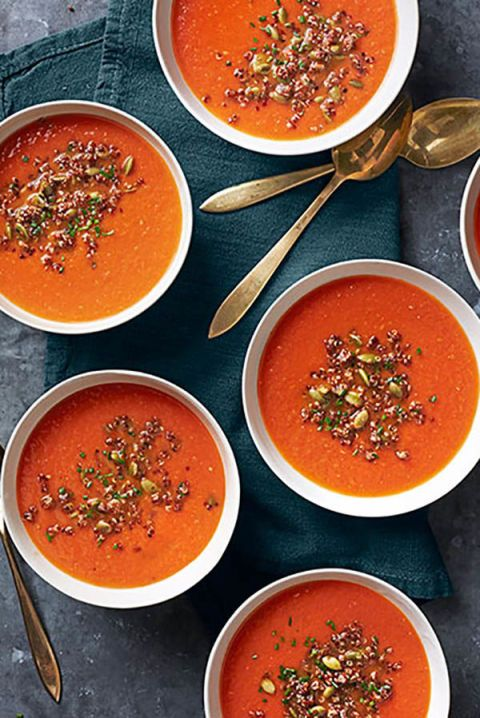 Dish, Food, Cuisine, Gazpacho, Ingredient, Tomato soup, Soup, Bisque, Tarhana, Produce,