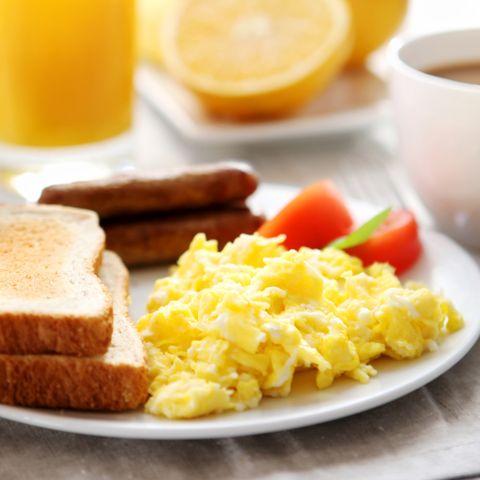 Weight Loss Tips - Breakfast