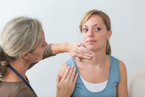 thyroid issues prevalent in women