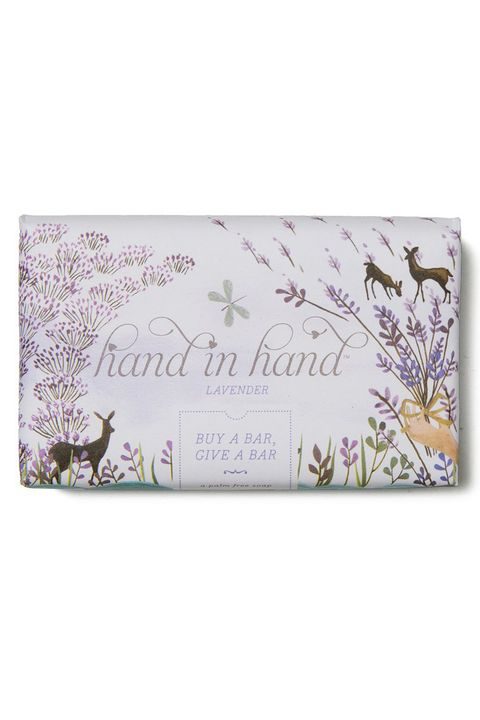 gifts that give back hand in hand soap