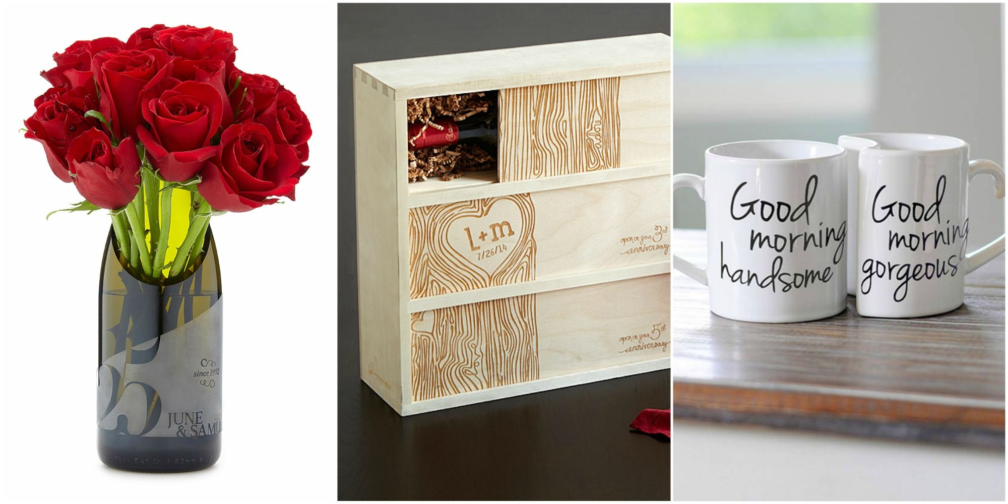 25 Best Anniversary Gift Ideas for Her - Unique Wedding Anniversary ...