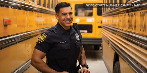 San Antonio Police Department's 'Hot Cops' Calendar Raises