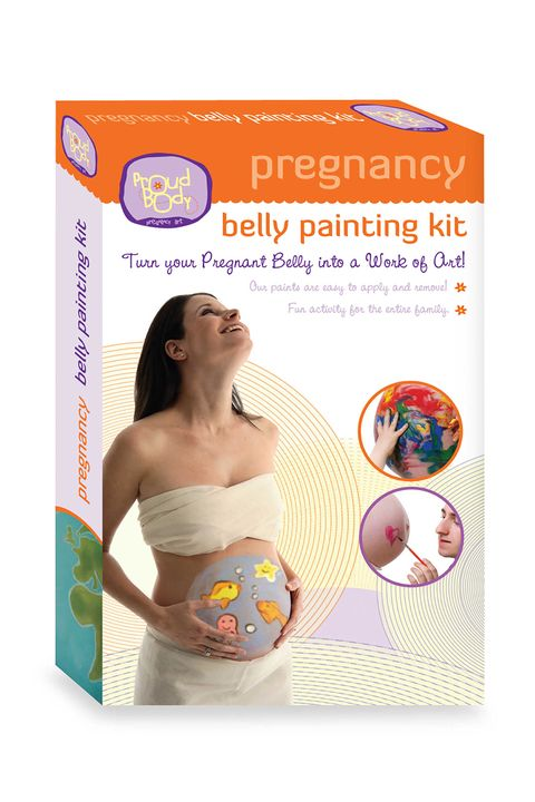 Pregnancy Gifts Belly Painting Kit