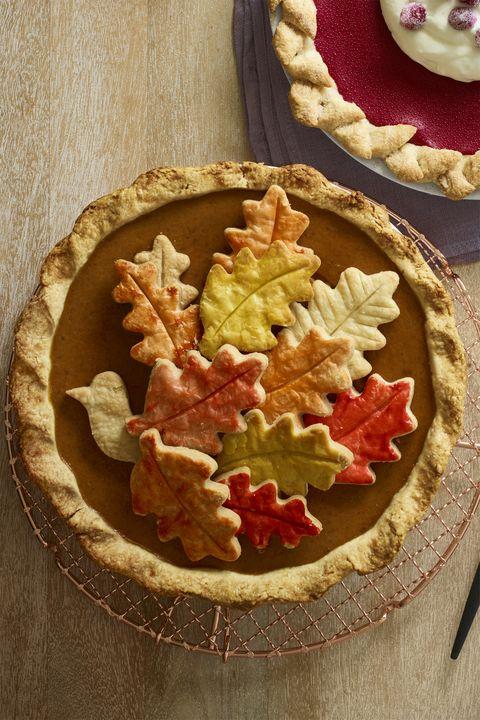 Chai Pumpkin Pie Thanksgiving Dessert