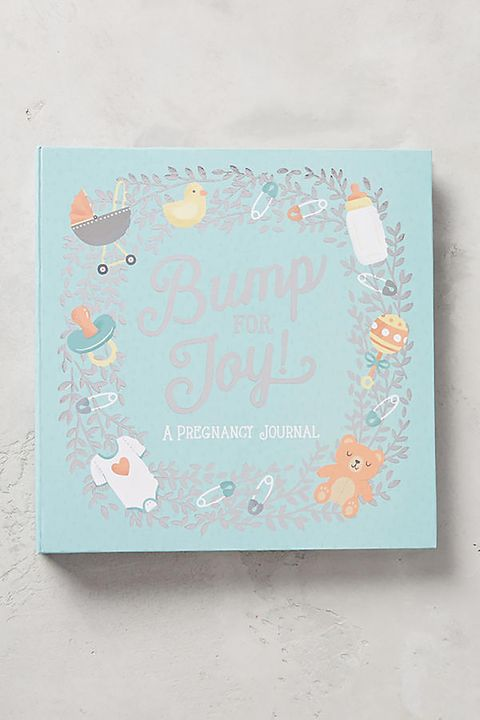 Pregnancy Gifts Bump For Joy Journal