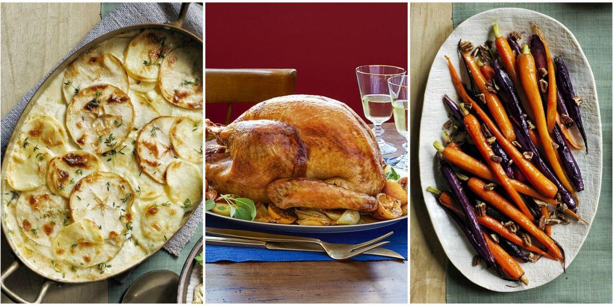 5 thanksgiving menu ideas easy thanksgiving dinner menus. Black Bedroom Furniture Sets. Home Design Ideas