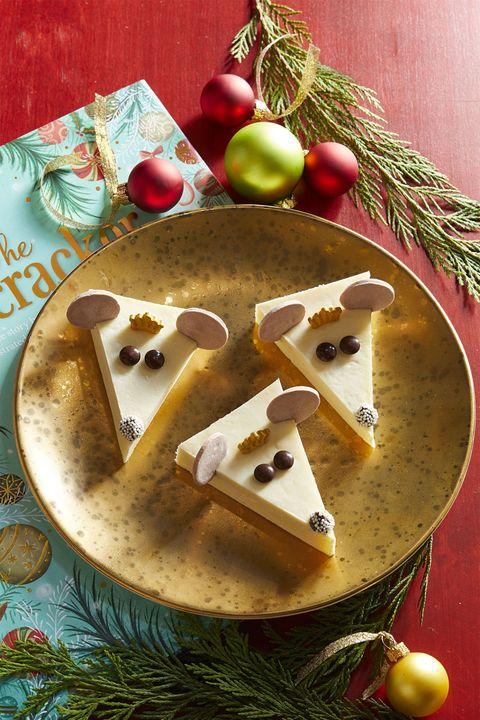 Fudge Christmas Desserts