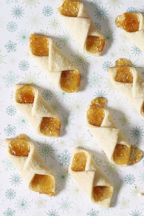 christmas cookiesapricot kolaches