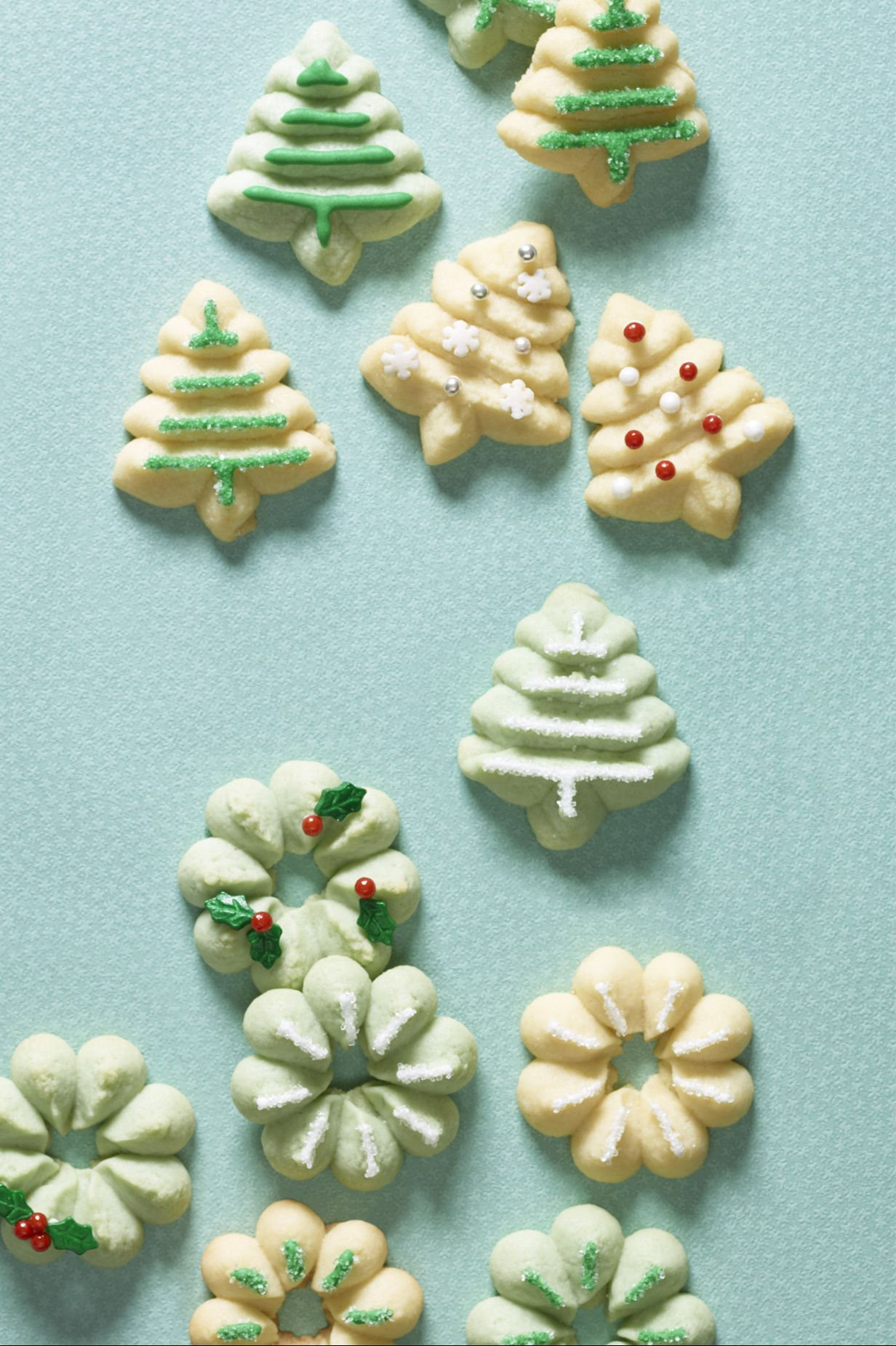 75 Easy Christmas Cookies Best Recipes For Holiday Cookie Ideas