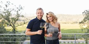 candace cameron bure vineyard view