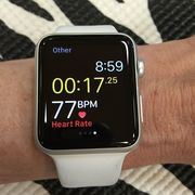 Watch, Gadget, Watch phone, Wrist, Technology, Electronic device, Portable communications device, Material property, Font, Mobile phone,