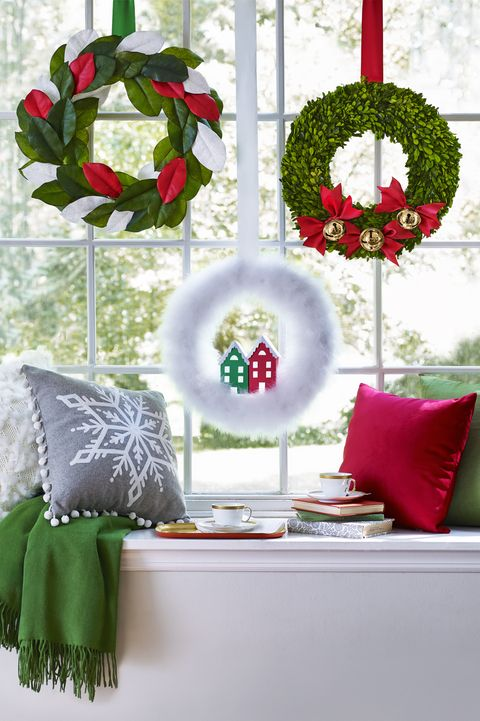 Living Room Christmas House Decorations Inside Ideas.30 Easy Diy Christmas Decorations Homemade Ideas For