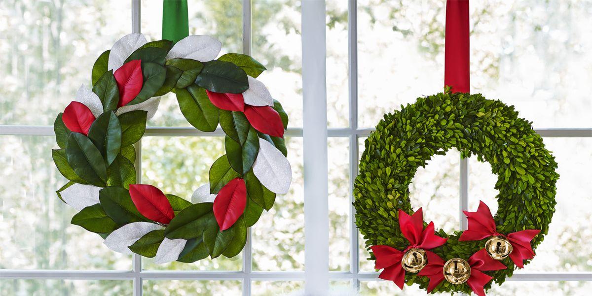 26 Diy Christmas Wreath Ideas