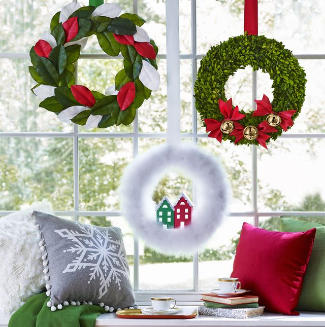 22 Diy Christmas Wreath Ideas Homemade Holiday Wreath