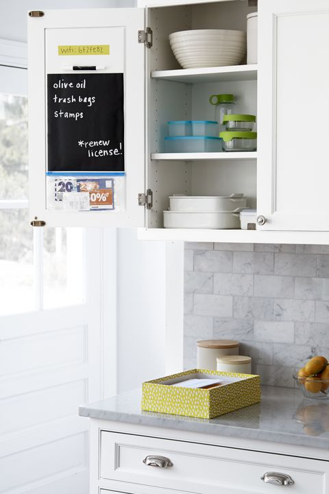How to Get Organized kitchen cabinet