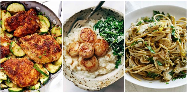17 romantic dinner ideas for two make easy romantic for Easy things to make for dinner for two