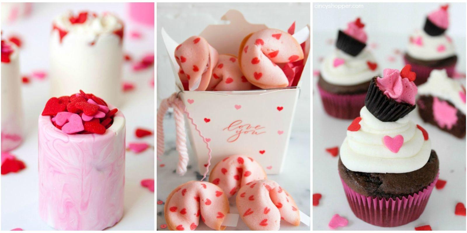 Valentineu0027s Day Desserts