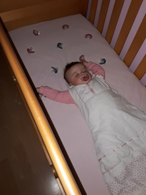 Can't Get Your Baby to Sleep Through the Night? Try This Mom's Self-Soothing Pacifier Trick