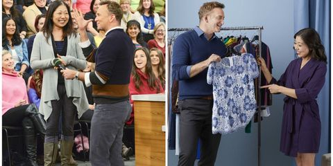clinton kelly makeover before after