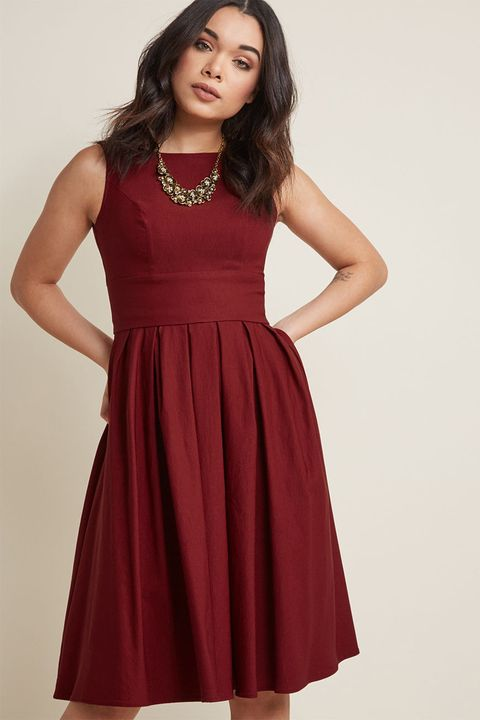 15 Pretty Valentine S Day Dresses Under 50 Date Night Dresses For