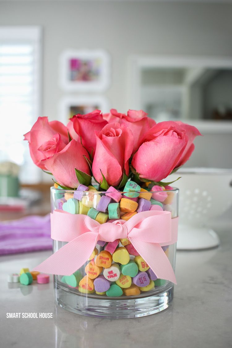 15 Diy Valentine S Day Decorations Easy Valentines Day Decor Ideas