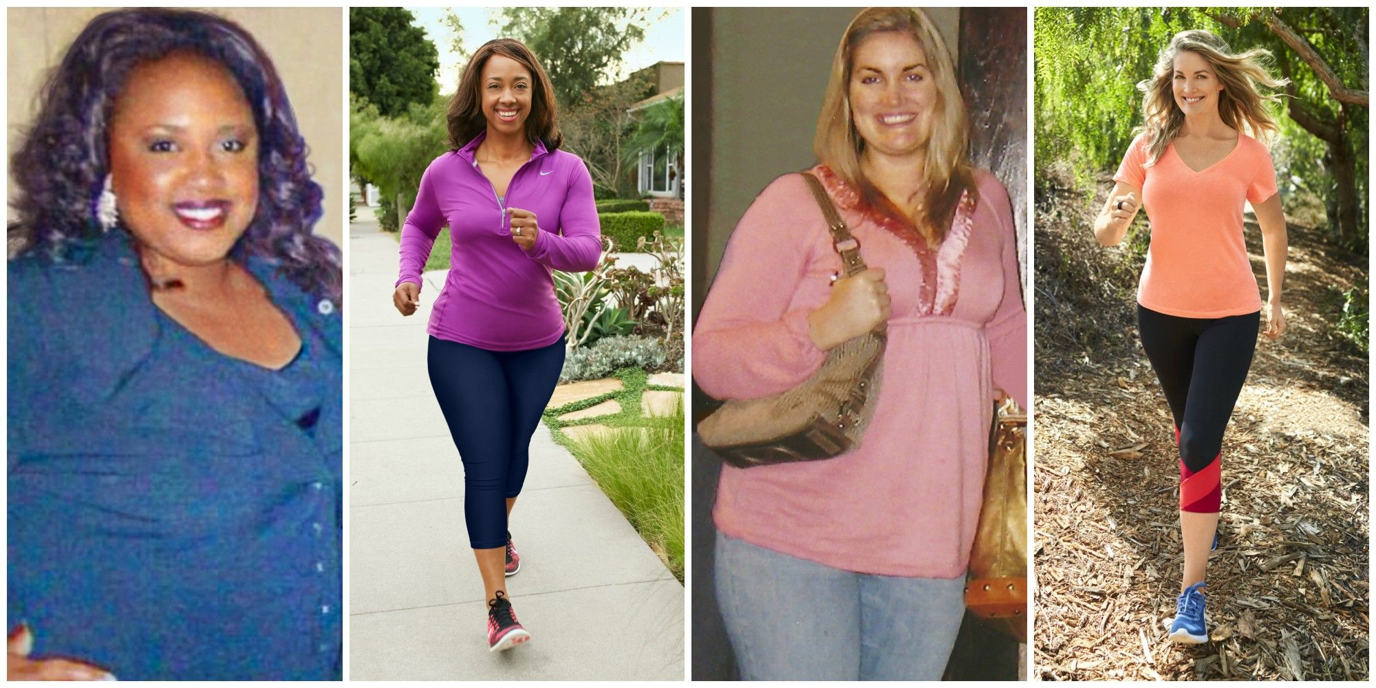 Weight-Loss Transformations: How I Walked Myself Slim