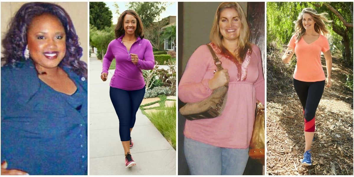 32 Before And After Weight Loss Pictures - Inspiring -2012