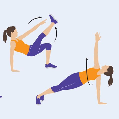 workout routines for women  easy fitness and exercise plans