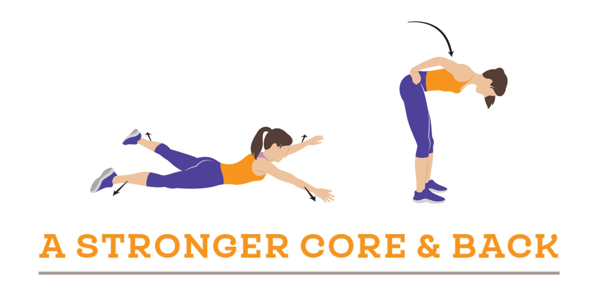 core workout move