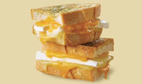 10 Greatest Grilled Cheese Sandwiches