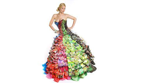 nonfabric dresses at womansdaycom dresses made of