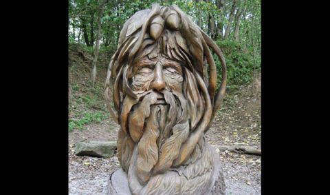 Cool Wood Carvings at WomansDay com - Wood Carving Photo Gallery
