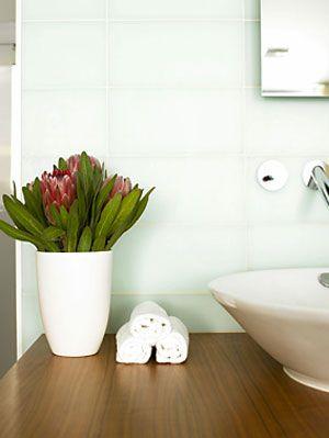 Stylish Home Decorating for Bathroom - WomansDay.com - Home ...