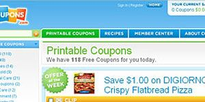 best sites for grocery coupons at womansdaycom