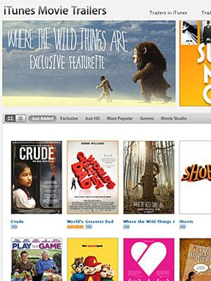 Free Recommended Movie Trailer Websites At Womansday Com
