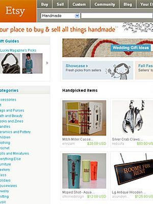 make money selling crafts online