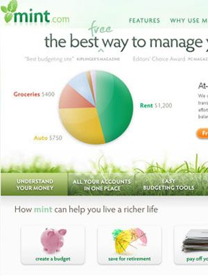 Money Management Websites at WomansDay com