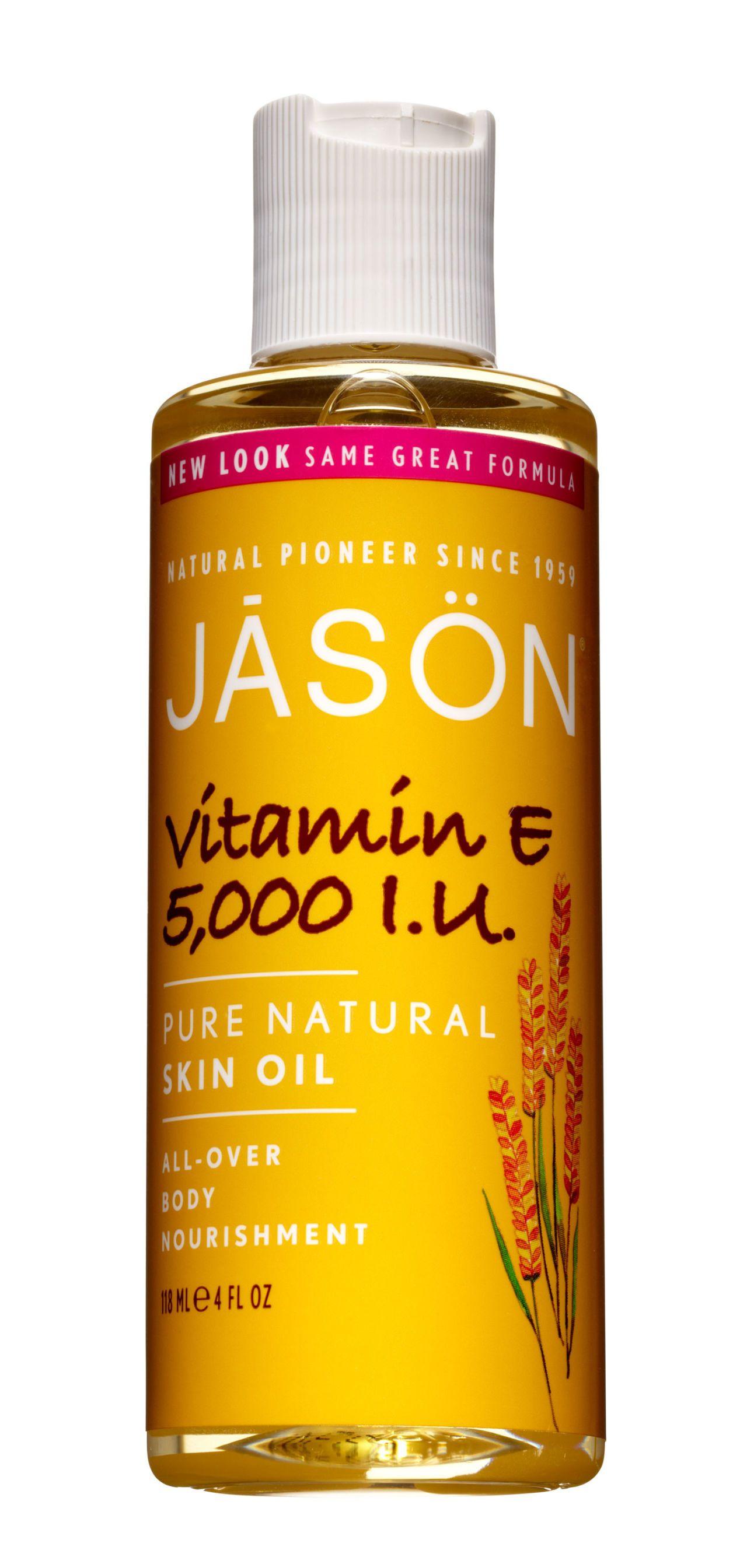 jason vitamin natural skin oil