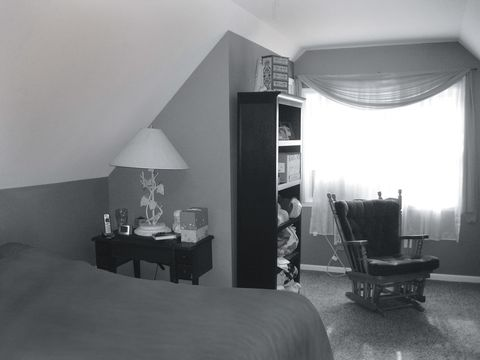 before of jennifer's bedroom
