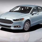 A Girls' Weekend in a Ford Fusion Energi