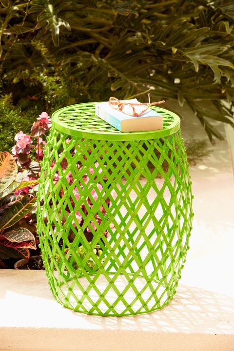 lattice stool