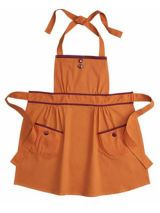 Crate & Barrel vintage-style apron