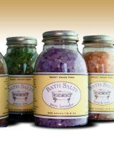 Sweet Grass Farm bath salts