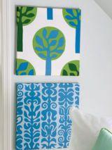 Fabric Art Craft Project